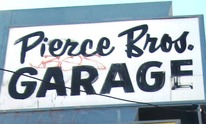 Pierce Bros. Garage: Oil Change