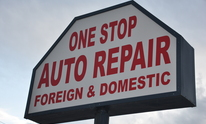 One Stop Automotive: Flat Tire Repair