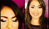The Look Dallas Salon And Hair Restoration: Makeup Application