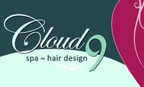 Cloud 9 Spa~ Hair Design: Pedicure
