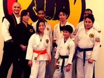 Crescent Moon Karate Academy: Martial Arts