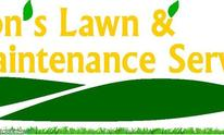 Don's Lawn & Maintenance Service: Gutter Cleaning