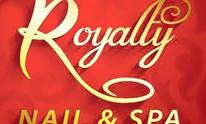 Royalty Nail And Spa: Pedicure