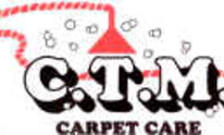 Ctm Carpet Care,LLC: Upholstery Cleaning