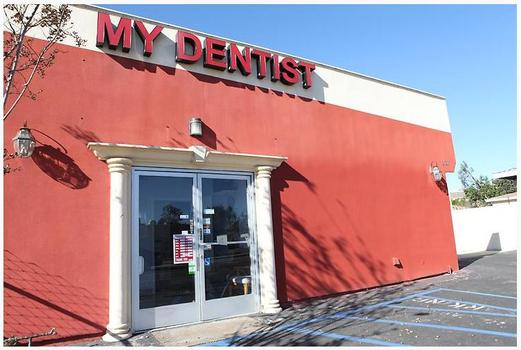 My_dentist_building