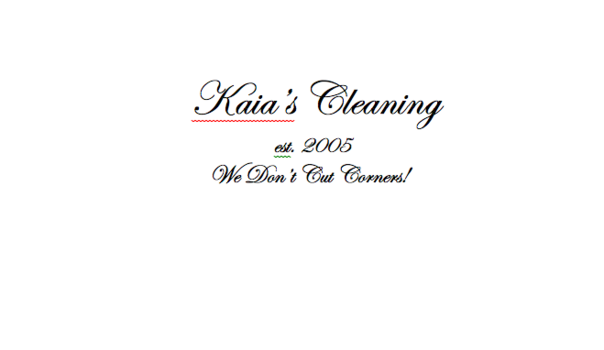 Kaia's_cleaning