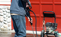 Top shine Pressure Clean: Pressure Washing