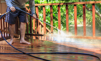 National Power Wash: Pressure Washing