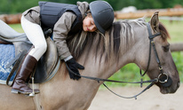 Grisham Farms: Horseback Riding Lessons