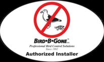 Bird B Gone: Pest Control
