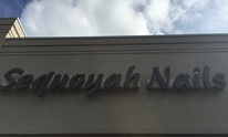 Sequoyah Nails Spa: Mani Pedi