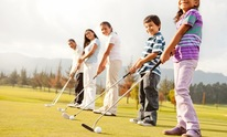 Jamestown Park & Recreation: Golf Lessons