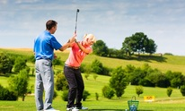 Jamestown Country Maintainance Shop: Golf Lessons