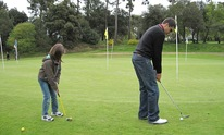 BK's Golf Services: Golf Lessons
