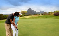 Windflower Spa-Hyatt Regency: Golf Lessons