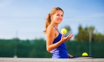 Plummer Park Court Reservation: Tennis Lessons