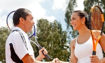 Ballys Health and Tennis: Tennis Lessons