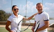 Anneet Tennis INC: Tennis Lessons