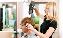 Beauty Shop on the Square: Haircut
