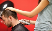 So Cal Kutz Barber Shop: Haircut