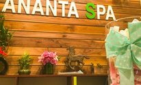 Ananta Spa, Sauna & Thai Massage: Massage Therapy