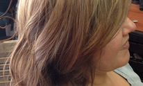 Rudy Del Cid: Haircut