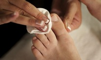 Glow Personalized Skin Care: Pedicure