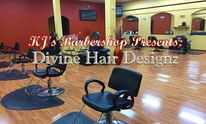 KJ's Barbershop Presents: Divine Hair Designz: Haircut