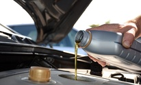 Thompson Sales: Oil Change