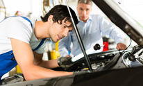 The Auto Shop: Oil Change