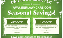 E&R Lawn Care, LLC: Lawn Mowing