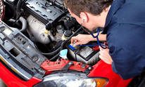 Mark's Auto Repair: Oil Change