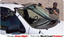 West Coast Auto Glass: Window Tinting