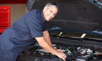 James Newman Automotive: Oil Change