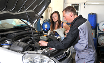 Dixie Auto & Motorcycle Repair: Oil Change