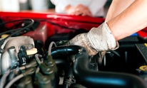 A Step Above Auto Repair: Oil Change