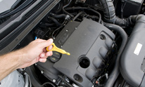Baker's Automotive Repair: Oil Change
