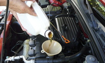 Durham Bobby Garage: Oil Change