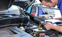 Allen's Auto Repair: Oil Change
