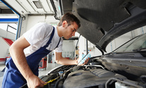 Diehl Automotive Specialists: Oil Change