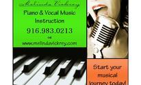 Melinda Vickrey Piano & Vocal Music Instruction: Music Lessons