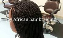 Joy African Hair Braiding - Killeen: Braiding