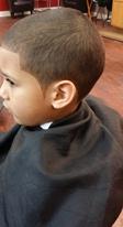 George Riley @ Barbers I Trust.: Haircut