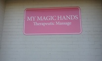 My Magic Hands Therapeutic Massage: Massage Therapy