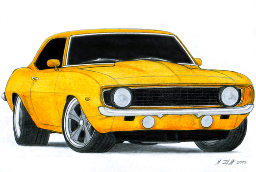 1969_chevrolet_camaro_ss_pro_touring_drawing_by_vertualissimo-d5miu9f
