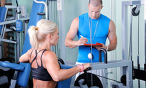 Iron Works Fitness & Tanning: Personal Training