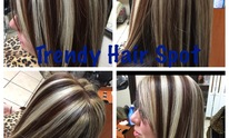Trendy Hair Spot: Hair Straightening