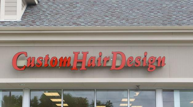 Customhairsign