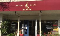 The Royal Thai Spa: Massage Therapy