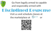 Disciplined Response: Armed Self Defense